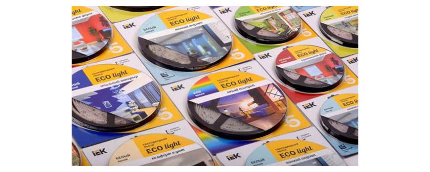 Cветодиодная лента серии ECO